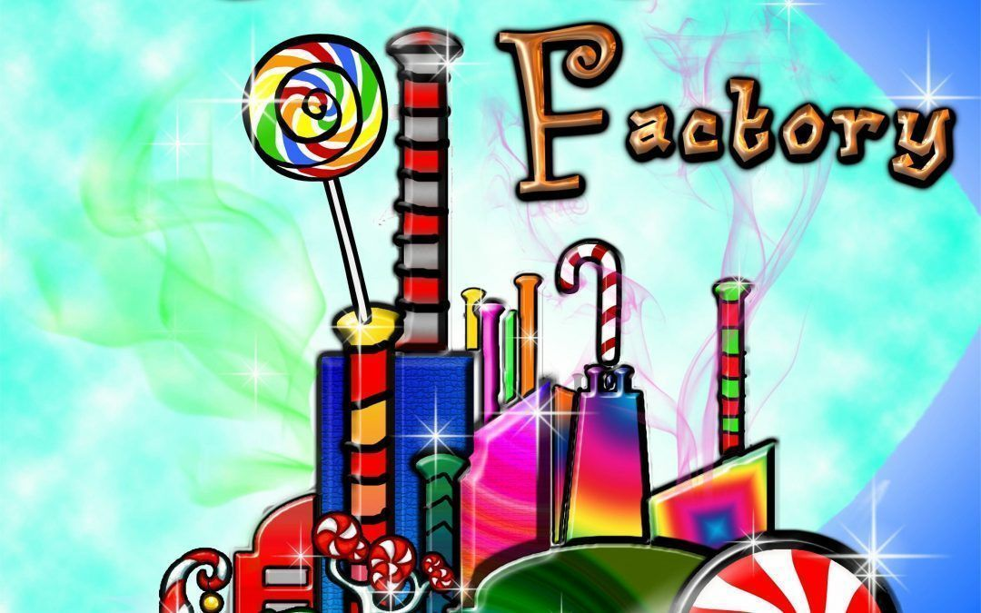 """Mr Fantastical's Sweetie Factory"""
